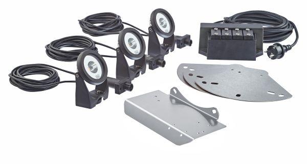 Oase Lunaqua Power LED Schwimmfontänenbeleuchtung