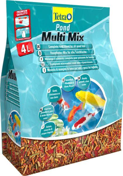 Tetra Pond Multi Mix 4 Liter (760gr)