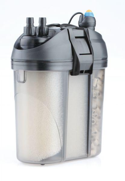 Eden 511 - 100 W Thermo Außenfilter für Aquarien bis 120 Liter - inkl. Regelheizer