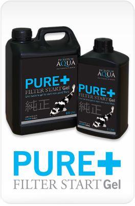 Pure+ Filter Start Gel 2,5 Liter