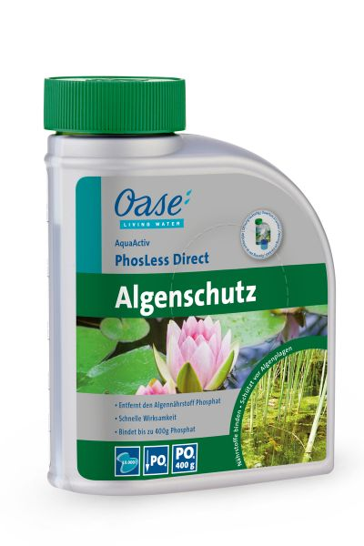 Oase Phosless Direct Algenschutz