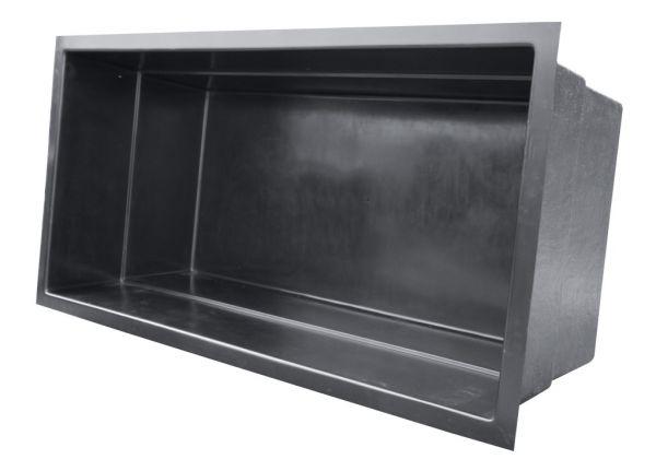 GFK Rechteckbecken (Schwarz) 300 x 150 x 100cm Selbstabholung in 46284 Dorsten