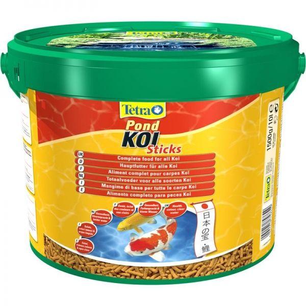 Tetra Pond Koi Sticks 10 Liter (1,5kg)