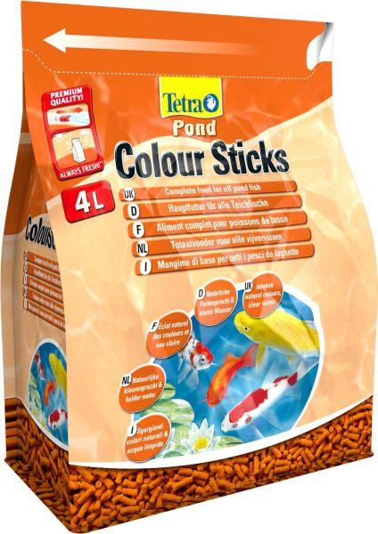 Tetra Pond Colour Sticks 4 Liter (750gr)