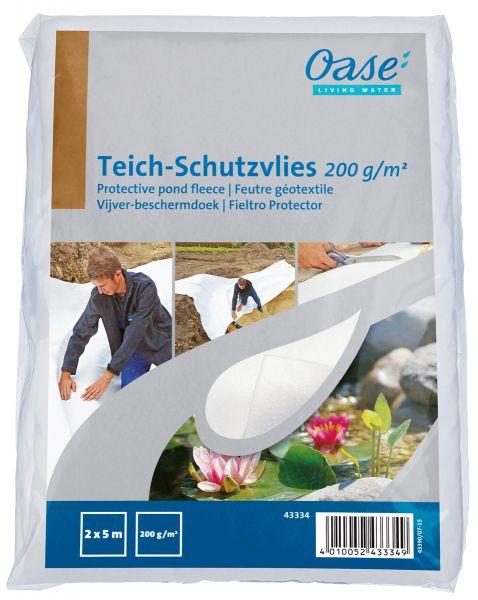 Oase Teich-Schutzvlies 200g/m² 2 x 5m