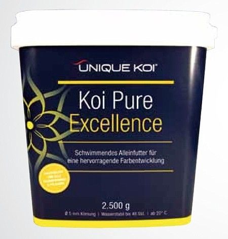 Koi Pure Execellence - 2.5 kg (5mm)