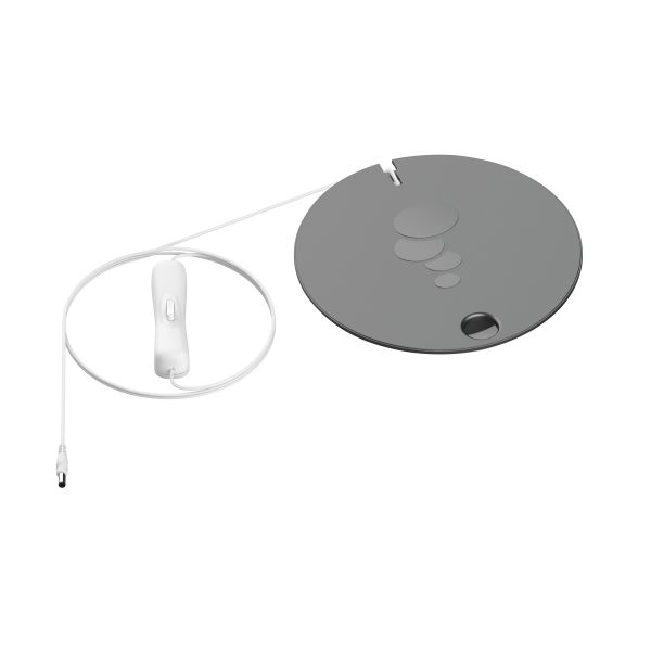 biOrb Classic LED groß silber