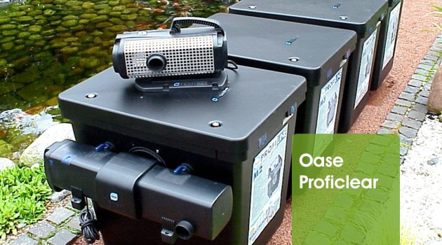 Oase Proficlear Modulfilter