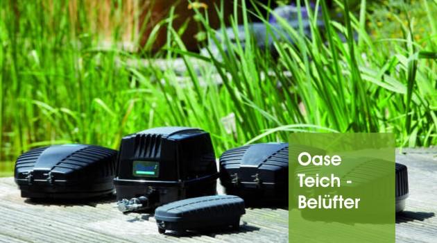 oase teichbel fter oase oase teichshop. Black Bedroom Furniture Sets. Home Design Ideas