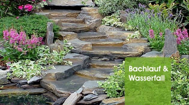 Oase oase teichshop bachlauf - Wasserfall fur gartenteich ...