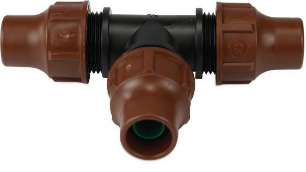 Rain Bird T-Stück, PP 16mm lock, BF-32