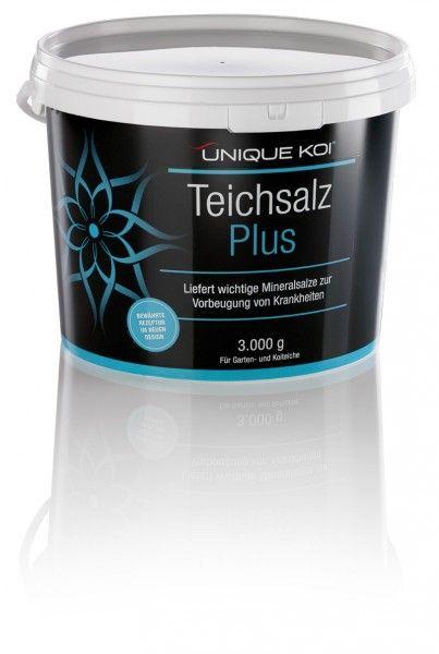 Unique Koi - Teichsalz Plus 10 Kg
