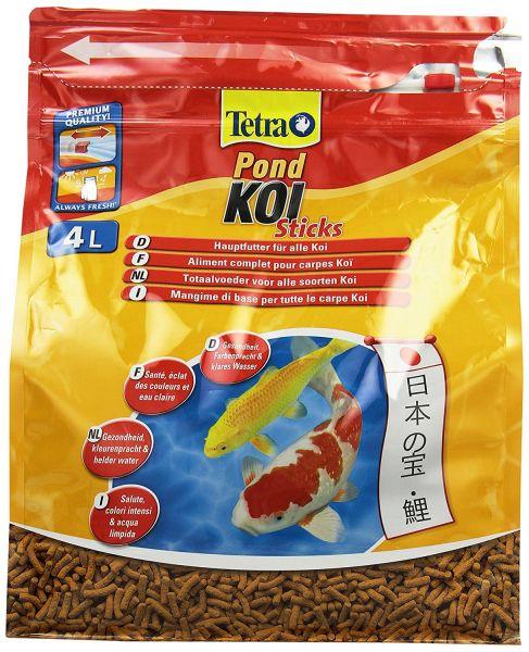 Tetra Pond Koi Sticks 4 Liter (650gr)