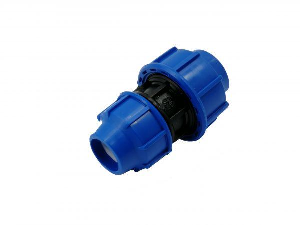 PP-Klemmfitting Reduzierkupplung, 32-25mm