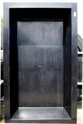GFK Rechteckbecken (Schwarz) 240 x 180 x 52cm - Selbstabholung in 46284 Dorsten
