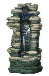 Wasserspiel mit Felsstruktur Diego Komplett-Set