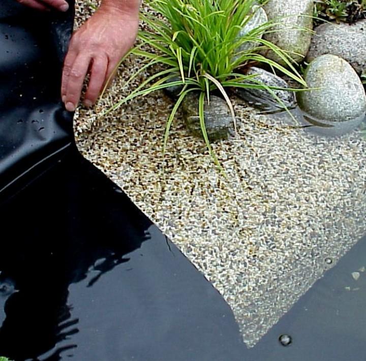 oase steinfolie 100cm breite oase steinfolie oase. Black Bedroom Furniture Sets. Home Design Ideas