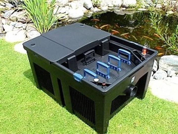 oase biosmart set 24000 oase biosmart oase teichfilter oase oase. Black Bedroom Furniture Sets. Home Design Ideas