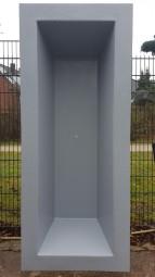 GFK Rechteckbecken (Granit) 240 x 100 x 52cm - Selbstabholung in 46284 Dorsten