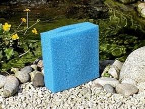 Oase Ersatzschwamm Oase Biotec 10 - Blau