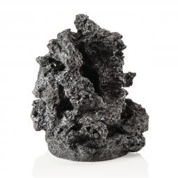 Oase biOrb Mineralstein Schwarz Ornament