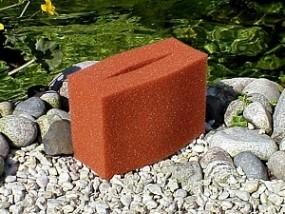 Oase Ersatzschwamm Oase Biotec 36 - Rot