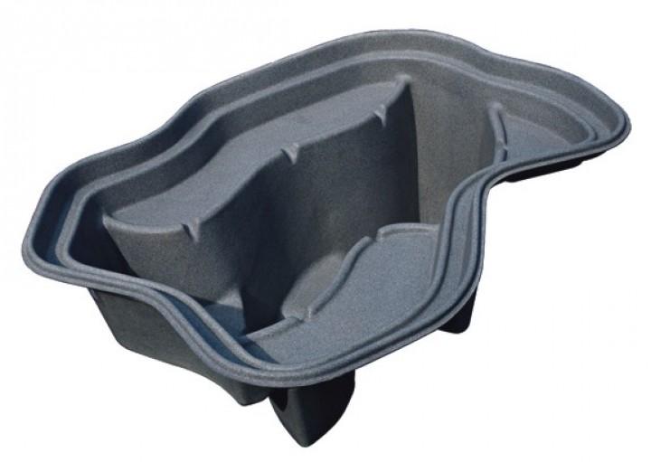 oase stonecor teichbecken chiemsee basalt teichbecken liter liter teichbecken. Black Bedroom Furniture Sets. Home Design Ideas