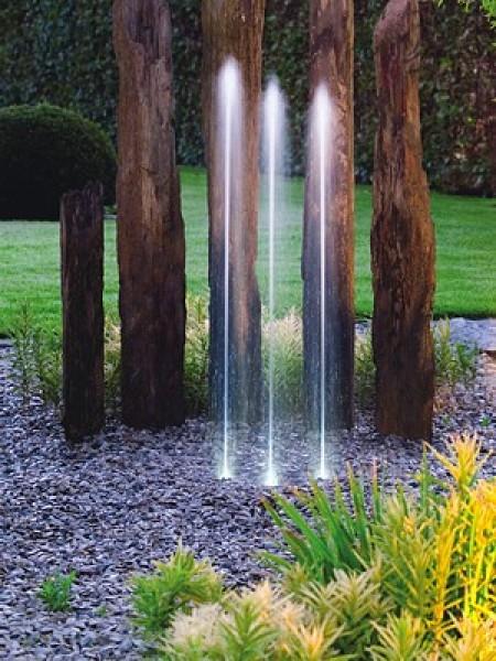 oase water trio | oase wasserspiele | wasserspiele | oase, Garten seite