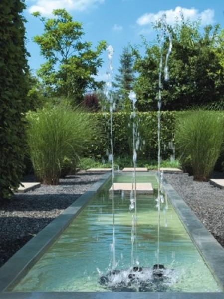 oase water quintet | oase wasserspiele | wasserspiele | oase, Garten seite