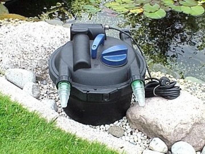 Oase filtoclear 3000 oase filtoclear oase teichfilter for Oase teichtechnik