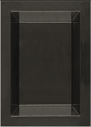 GFK Rechteckbecken (Schwarz) 180 x 130 x 52cm