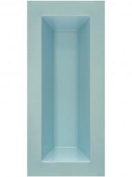 GFK Rechteckbecken (Blau-Granit) 370 x 100 x 52cm