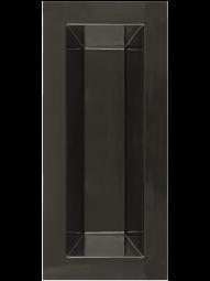 GFK Rechteckbecken (Schwarz) 300 x 100 x 52cm