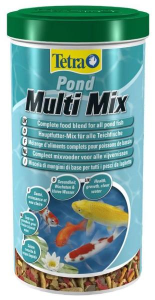 Tetra pond multi mix alleinfuttermittel f r teichfische for Teichfische preise