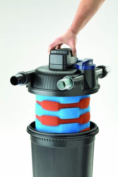 Oase filtoclear 20000 oase filtoclear oase teichfilter for Oase teichtechnik
