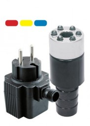 LED Quellsteinbeleuchtungs Set - RGB farbwechsel