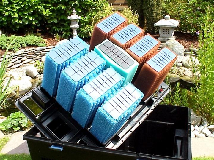 Oase Biosmart Set 36000 Oase Biosmart Oase Teichfilter