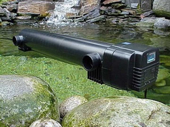 Oase ersatzquarzglas oase vitronic 55 watt oase for Oase teichtechnik