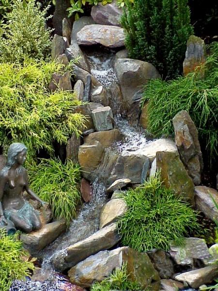 Wasserfall ahr set 1 wasserfall ahr bachlauf wasserfall oase oase - Neyses gartenteiche ...