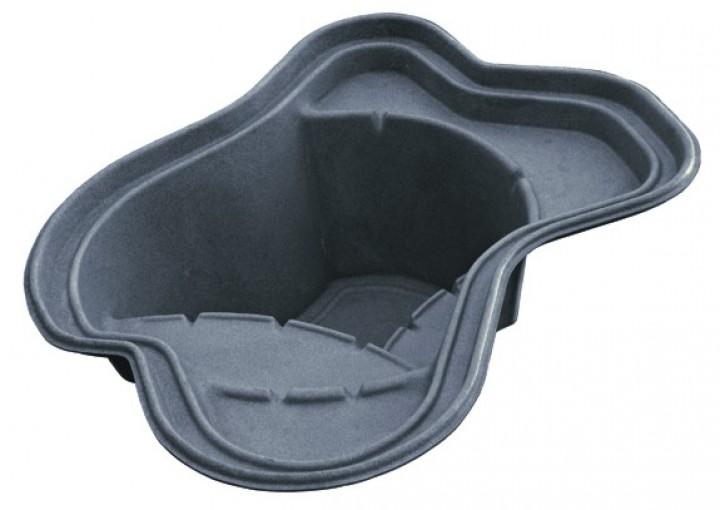 oase stonecor teichbecken lake titicaca basalt teichbecken liter liter. Black Bedroom Furniture Sets. Home Design Ideas