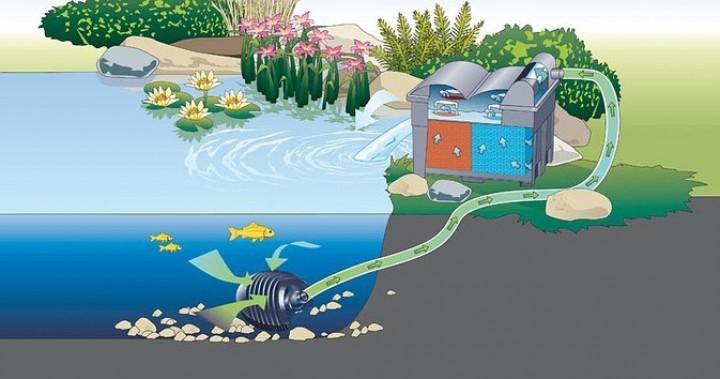 oase biosmart set 5000 oase biosmart oase teichfilter oase oase. Black Bedroom Furniture Sets. Home Design Ideas