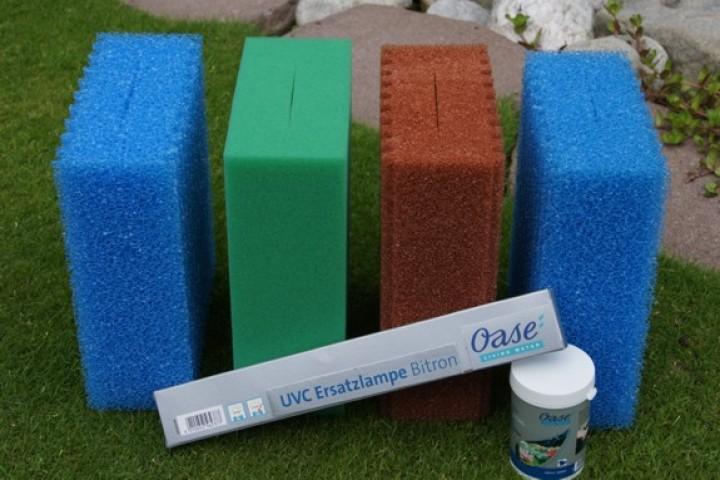 Wartungspaket f r oase biotec 5 1 ersatzteile oase for Oase teichtechnik
