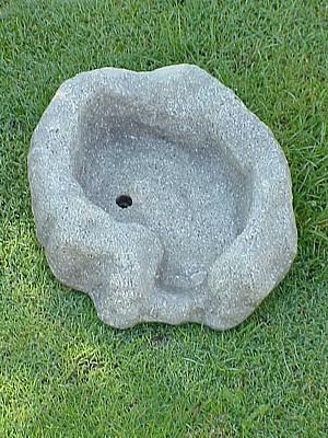 Wasserfall Granit - Element Quelle