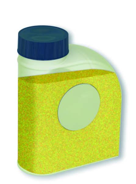 Oase BioKick fresh - Farbumschlag auf Gelb