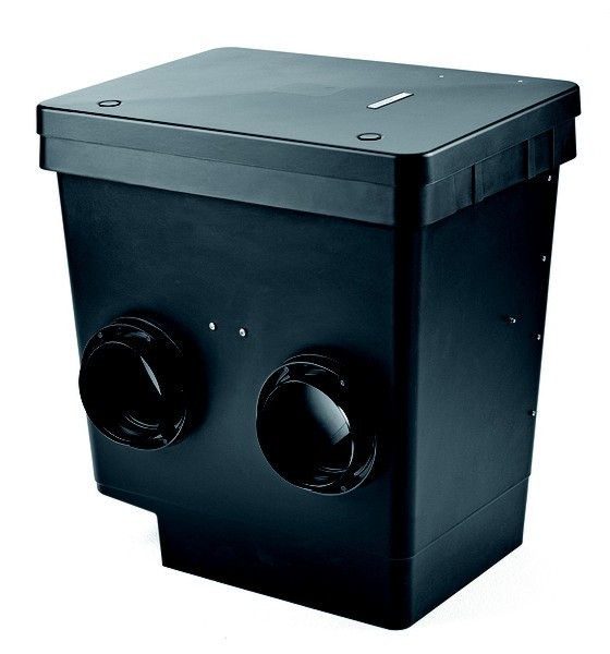 Oase Proficlear Premium Trommelfilter Modul - Abgänge