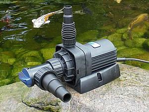 Oase Aquarius Universal 4000 ECO - Saugseite