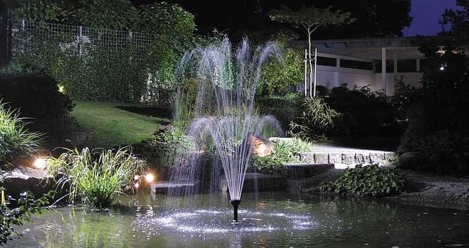 Oase Aquarius Fountain Set 8000 - Vulkandüse