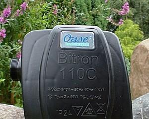 Oase Bitron 110 C - Kopfansicht