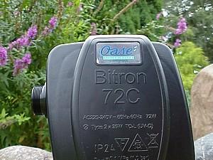 Oase Bitron 72 C - Kopfansicht